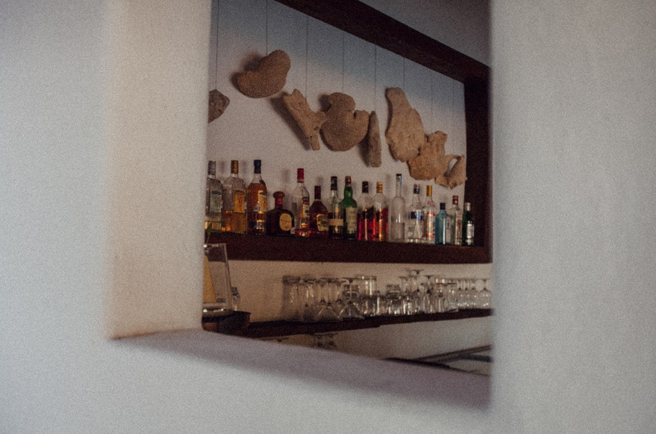Bar à cocktail